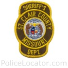St. Clair County Sheriff's Office Patch
