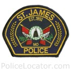 St. James Police Department Patch