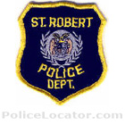 St. Robert Police Department Patch