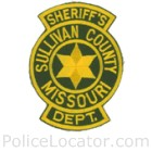 Sullivan County Sheriff's Office Patch