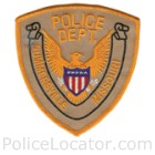 Summersville Police Department Patch