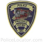 Truesdale Police Department Patch