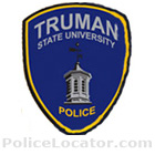Truman State University Police Department Patch