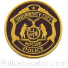 University City Police Department Patch