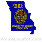 University of Missouri-Kansas City Police Department Patch