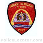 University of Missouri-St. Louis Police Department Patch
