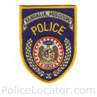 Vandalia Police Department Patch