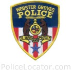 Webster Groves Police Department Patch