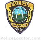 Wright City Police Department Patch