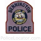 Bennington Police Department Patch