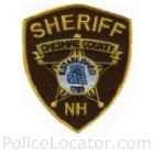 Cheshire County Sheriff's Office Patch