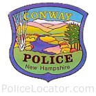 Conway Police Department Patch