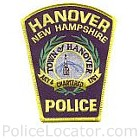 Hanover Police Department Patch