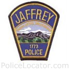 Jaffrey Police Department Patch