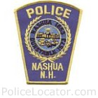 Nashua Police Department Patch