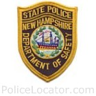New Hampshire State Police Patch