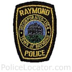 Raymond Police Department Patch