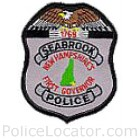 Seabrook Police Department Patch
