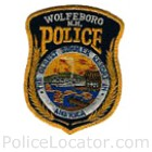 Wolfeboro Police Department Patch