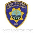Bernalillo County Sheriff's Office Patch