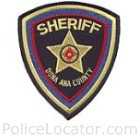 Doña Ana County Sheriff's Office Patch