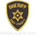 Eddy County Sheriff's Department Patch