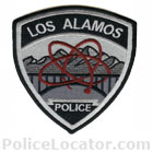 Los Alamos Police Department Patch