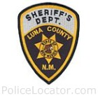 Luna County Sheriff's Office Patch