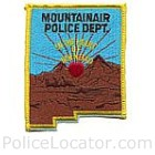 Mountainair Police Department Patch