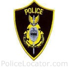New Mexico Military Institute Police Department Patch