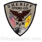 Otero County Sheriff's Office Patch