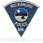 Rio Rancho Police Department Patch