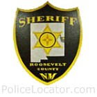 Roosevelt County Sheriff's Office Patch