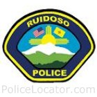Ruidoso Police Department Patch