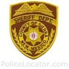 Sierra County Sheriff's Office Patch