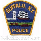 Buffalo Police Department Patch