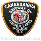 Canandaigua Police Department Patch