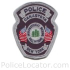 Canastota Police Department Patch