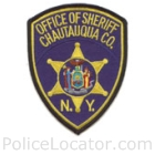 Chautauqua County Sheriff's Office Patch