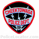 Cheektowaga Police Department Patch