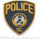 Coeymans Police Department Patch