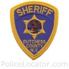 Dutchess County Sheriff's Office Patch