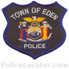 Eden Police Department Patch