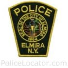 Elmira Heights Police Department Patch