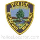 Elmsford Police Department Patch