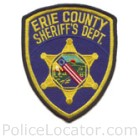 Erie County Sheriff's Office Patch