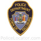 Fallsburg Police Department Patch