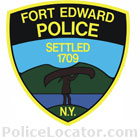 Fort Edward Police Department Patch
