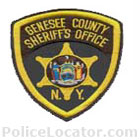 Genesee County Sheriff's Office Patch