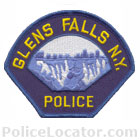 Glens Falls Police Department Patch